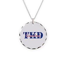 TKD Grandma Necklace