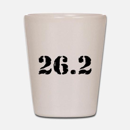 26.2 - Marathon Shot Glass