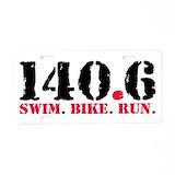Ironman License Plates