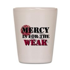 Cute Mercy Shot Glass