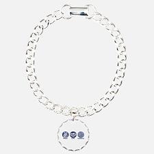 Peace Love Volleyball Bracelet