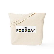 Food Day Tote Bag