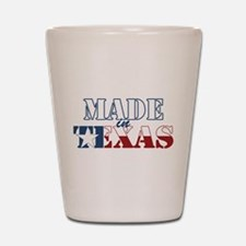 Made in Texas Shot Glass