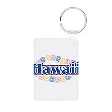 Hawaii - flowers Keychains