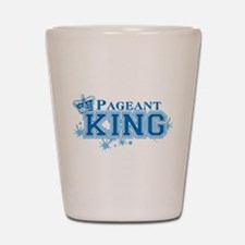 Pageant King Shot Glass