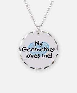 My Godmother loves me (bl) Necklace