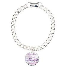 Blessed Goddaughter Bracelet