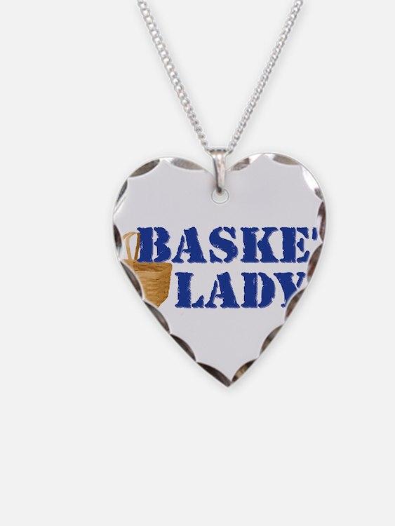 Basket Lady spba Necklace