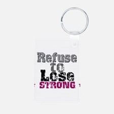 Refuse to Lose Keychains