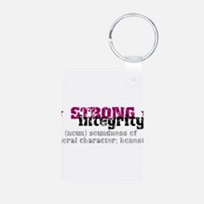 Strong Integrity Keychains