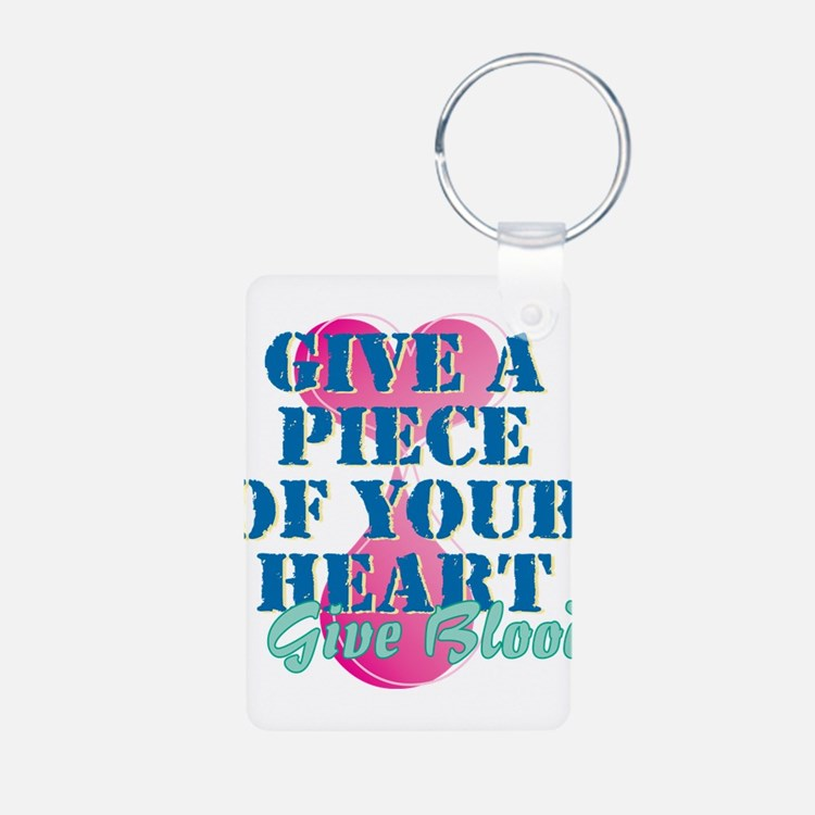 Piece of your heart Keychains