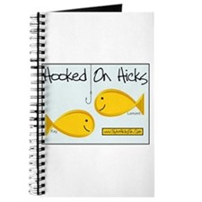 Hooked On Hicks Journal