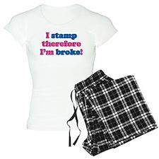 I Stamp Pajamas