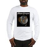 Moon Dragon Long Sleeve T-Shirt