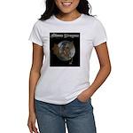 Moon Dragon Women's T-Shirt