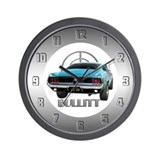 Bullitt mustang Basic Clocks