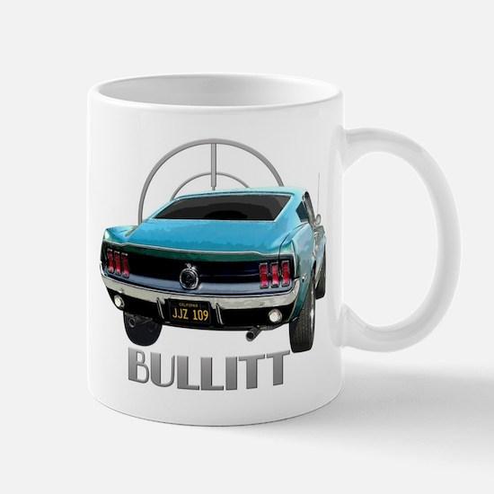 BULLITT JZZ 109 Mug