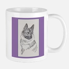 Norweigan Elkhound Mug