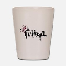 Tribal Shot Glass
