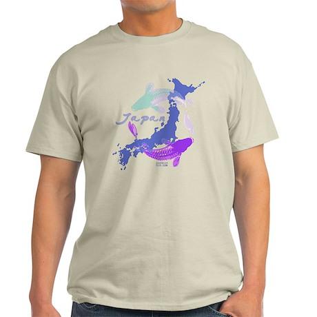 YIN & YANG FISH Light T-Shirt