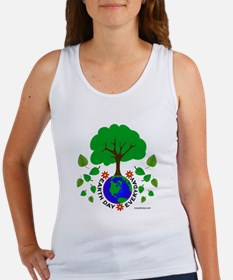 Earth Day Everyday Women's Tank Top