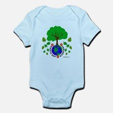 Earth Day Everyday Infant Bodysuit
