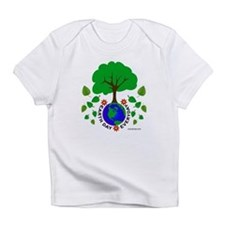 Earth Day Everyday Infant T-Shirt