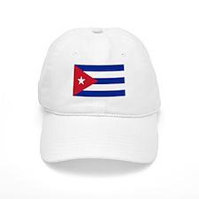 Cuban Flag Baseball Cap