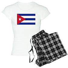 Cuban Flag Pajamas