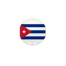 Cuban Flag Mini Button (10 pack)