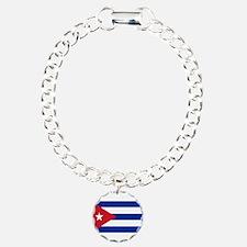 Cuban Flag Bracelet
