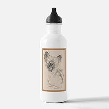 Skye Terrier Water Bottle