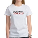 Body of Proof Logo Women's T-Shirt