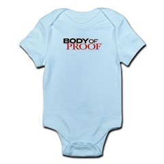 Body of Proof Logo Infant Bodysuit