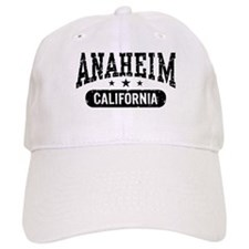Anaheim California Baseball Cap
