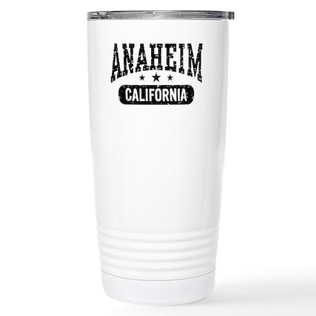 Anaheim California Stainless Steel Travel Mug