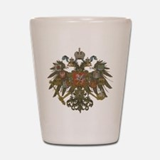 Romanov Dynasty Shot Glass