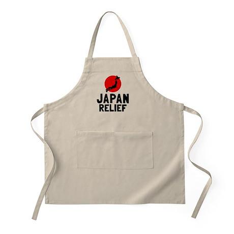 Japan Relief Apron