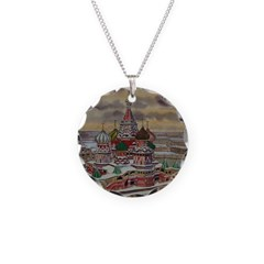 St. Basil's, Moscow Necklace