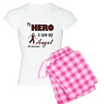 My Hero is Now My Angel Women's Light Pajamas