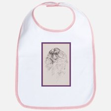 King Charles English Toy Spaniel Bib