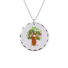 Peaceful Tree Necklace