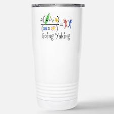 Goin 'Yaking Travel Mug
