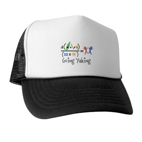 Goin 'Yaking Trucker Hat