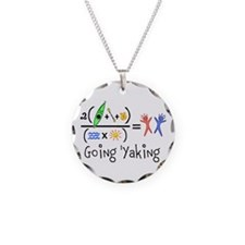 Goin 'Yaking Necklace
