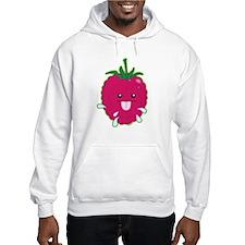 Raspberry Hoodie