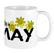 Due in May - Daffodils Mug