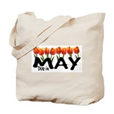 Due in May - Tulips Tote Bag