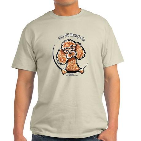 Apricot Poodle IAAM Light T-Shirt