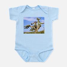 Tucson Saguaro Monster Infant Bodysuit